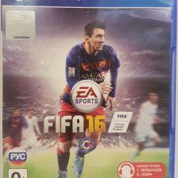 Οδήγηση PS4 Fifa 16