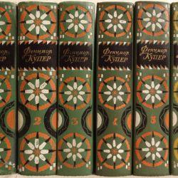 Фенимор Купер - Избранные сочинения в 6 томах