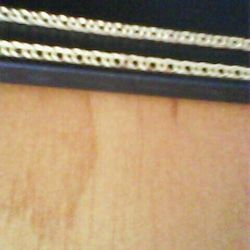 A new gold chain