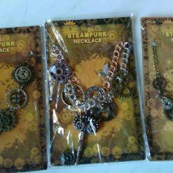 Steampunk διακόσμηση
