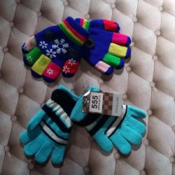 Gloves and mittens SPRING-AUTUMN