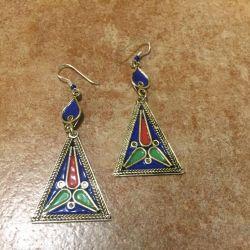 Moroccan Berber Style Earrings