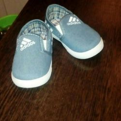 Slip-ons for baby