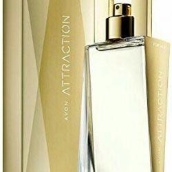 Perfumery Water Attraction from Avon, 50 ml.