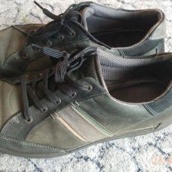 Ботинки ессо 44 р