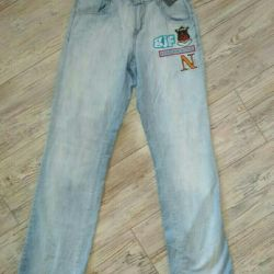 Gee Jey New Year's Jeans