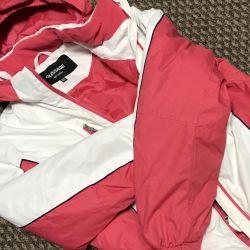GLISSADE ceket şişmiş değil ve içine batırılmış değil