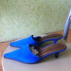 Туфли собо