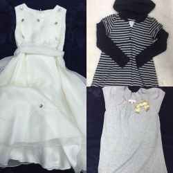 Dress: Escada, Armani, Le Azzurrine