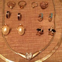 Jewelery 80-90 he was XXV