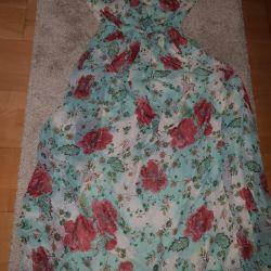 Rochie pe fata