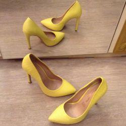 Yeni ayakkabılar, 36 beden