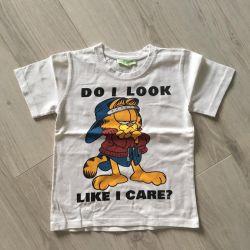 T-shirt size.110