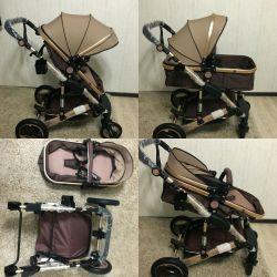 Belecoo bebek arabası