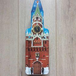 Box with Kremlin elkki