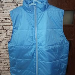 New insulated vest