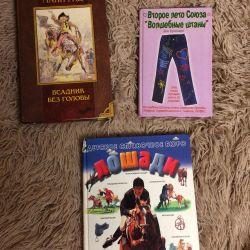 Çocuklar ve ergenler için kitaplar