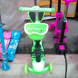 Scooters new 5 / v1