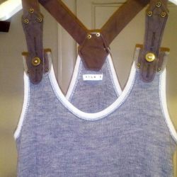 Tunic / Vest / Dress. Vila Clothes. Denmark.