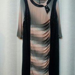 Dress, 58 size.