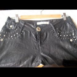 summer pants black brand first moon29