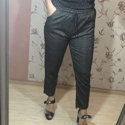 New pants, sizes from 40 to 48