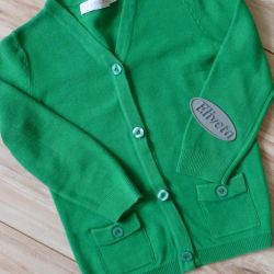 Cardigan in good condition 98 cm.