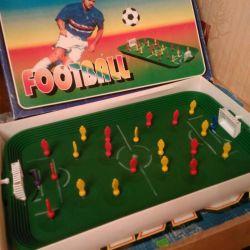 Board game soccer