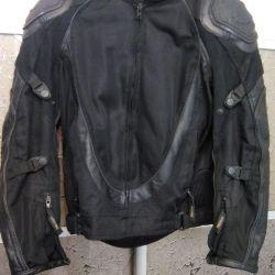 Μοτοσικλέτα σακάκι X-στοιχείο