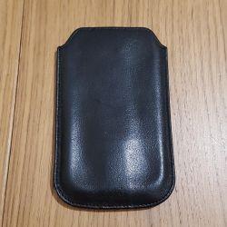 Чехол кожа Galaxy S 3
