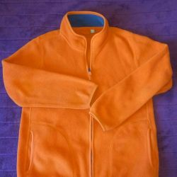 Uniqlo jachetă caldă fleece