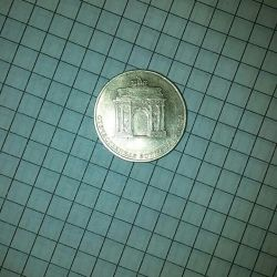 10 ruble. 2012