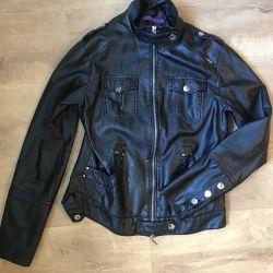 Leather jacket New. Quality 💣💣💣