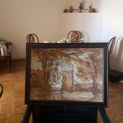 Painting tapestry
