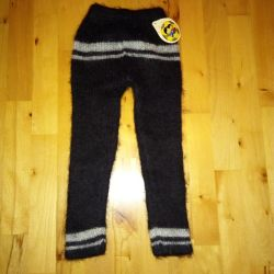 New Wool Pants