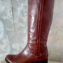 New demi-season boots.