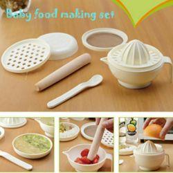 Set for making food for kids