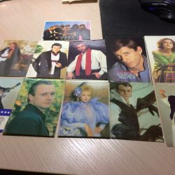Календари карманные , в коллекцию