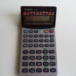 Casio fx-2600 calculator