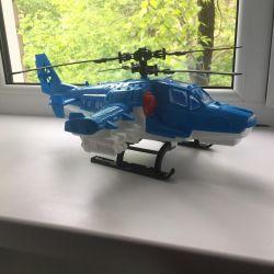 Игрушка вертолeт
