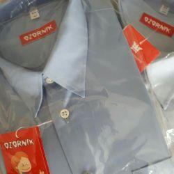 Shirt school for the boy