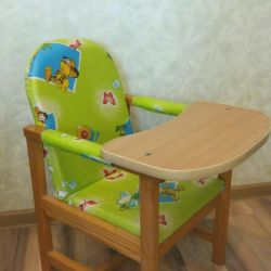 Chair-table for children