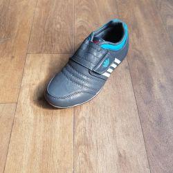 Παιδικά πάνινα παπούτσια ??