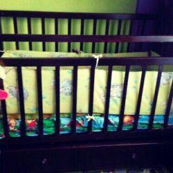 Crib our mom