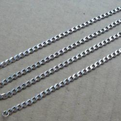 Ασημένια αλυσίδα 49.5cm 7.14gr