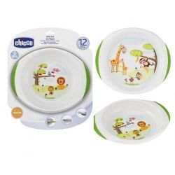 Chicco 2 Plate Set