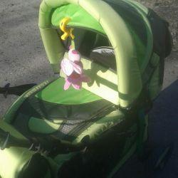 New Stroller 2 in 1