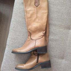 Genuine leather, autumn-spring Germany