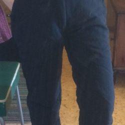 Kışlık pantolonlar 48 r.