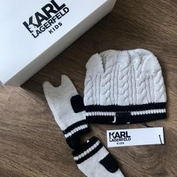 A new set of Karl Lagerfeld 1-1,5 years old